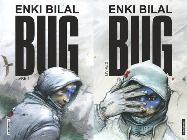 Bug d'Enki Bilal