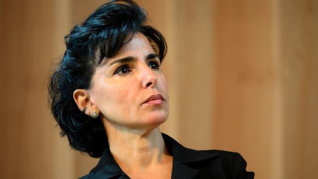 Rachida Dati doit 6.500 euros au groupe Les Républicains de la ville de Paris.