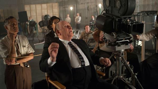 Anthony Hopkins dans la peau d'Alfred Hitchcock (2013)