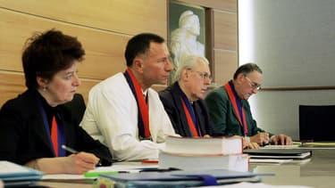 Conseil des prud'hommes de Paris en 2006.