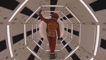 """2001, l'Odyssée de l'espace"""", film culte sorti en 1968"""