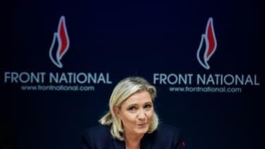 """Le président de SOS Racisme, Dominique Sopo, a été relaxé ce jeudi par la cour d'appel de Paris, dans une affaire où Marine Le Pen le poursuivait en diffamation pour un communiqué évoquant la présence de la présidente du FN à un """"bal antisémite"""" à Vienne - Jeudi 14 janvier 2016"""