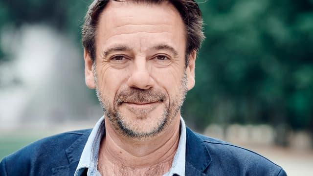 L'écrivain Michel Bussi