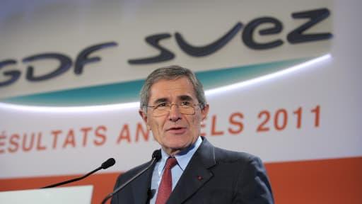 Gérard Mestrallet prévoit des bénéfices nets de 3,1 à 3,5 milliards d'euros.