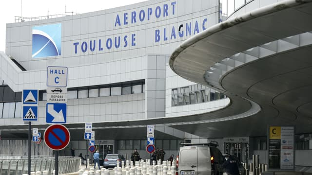 L'aéroport de Toulouse-Blagnac. (Photo d'illustration)