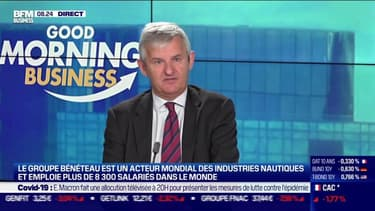 Jérôme de Metz (Beneteau) : Le groupe publie des résultats meilleurs de prévu - 28/10