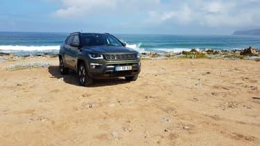 Avec le Compass, Jeep veut surfer la vague du SUV