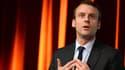 Emmanuel Macron, le 13 avril 2016.