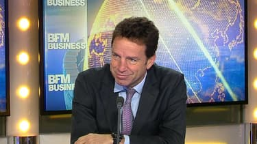Geoffroy Roux de Bezieux était l'invité de Stéphane Soumier dans Good Morning Business ce mardi.