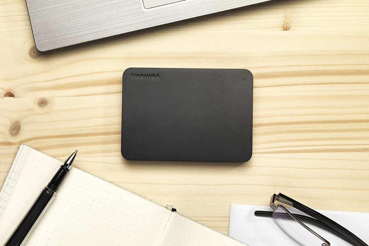 Le disque dur Toshiba en promotion
