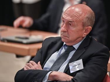 L'ancien maire de Lyon Gérard Collomb.