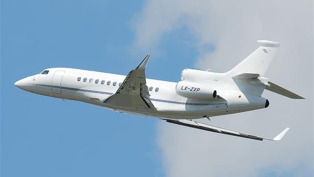 Dassult a indiqué avoir livré 41 Falcon depuis le début de l'année.