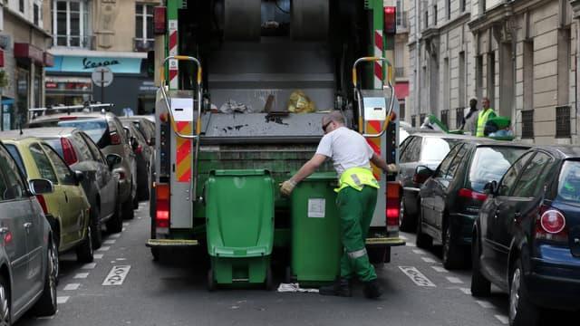 Les déchets ne sont pas assez recyclés en Ile-de-France et à Paris.