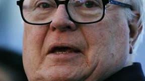 L'ancien Premier ministre socialiste Pierre Mauroy est renvoyé en correctionnelle pour une affaire d'emplois présumés fictifs alors qu'il était président de la communauté urbaine de Lille dans la fin des années 1990, rapporte la radio France-Info. /Photo