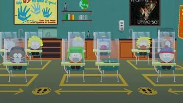 L'épisode spécial de South Park sur le coronavirus