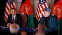 Barack Obama a effectué une visite surprise en Afghanistan pour y parapher un partenariat stratégique avec son homologue afghan Hamid Karzaï. Cet accord trace les contours des futures relations bilatérales entre les deux pays après le départ des forces ét