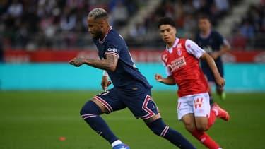 Neymar, face à Reims