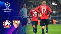 """Lille 0-0 Séville : """"Il n'y a pas cet esprit Coupe d'Europe à Lille"""", selon Charbonnier"""