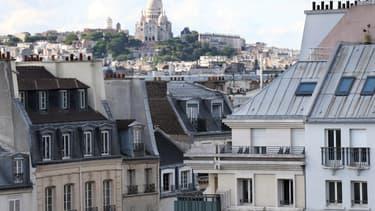 La barre symbolique a été franchie au troisième trimestre, selon la dernière note de conjoncture des notaires d'Ile-de-France.