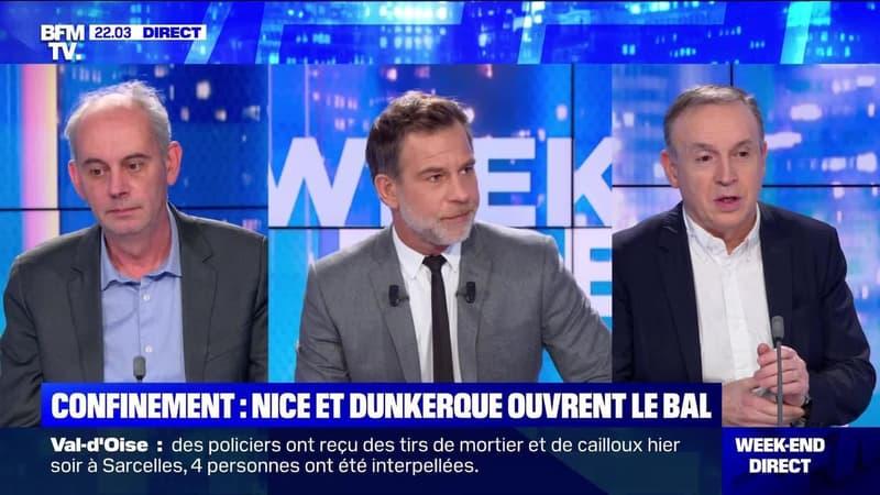 Confinement : Nice et Dunkerque ouvrent le bal - 26/02