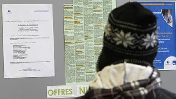Sur 26 millions de chômeurs dans l'Union européenne, 5 millions ont moins de 25 ans.