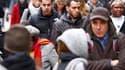 Une enquête d'opinion réalisée par l'Ifop montre que les Français sont plus opposés au capitalisme que les habitants d'autres pays avancés et qu'ils ont le sentiment d'être englués dans une crise profonde. /Photo d'archives/REUTERS/Andrew Parsons