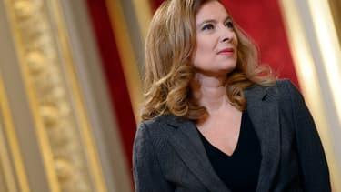 Valérie Trierweiler, en novembre 2013, à l'Elysée.
