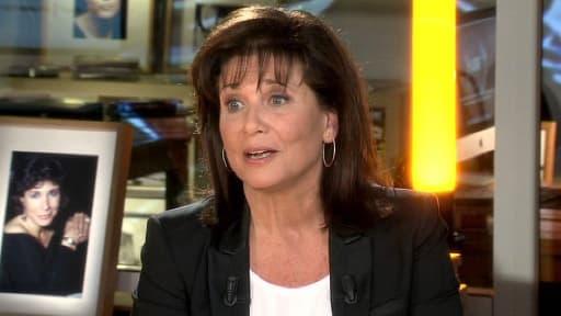 Anne Sinclair sur France 2 mardi 22 avril