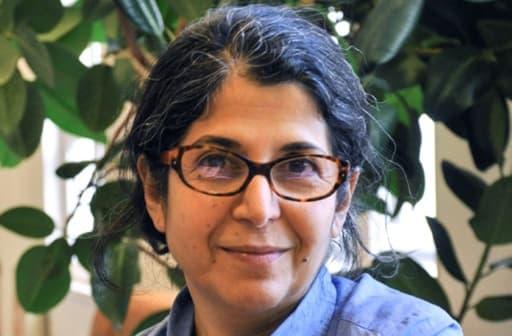 L'universitaire franco-iranienne Fariba Adelkhah, le 19 septembre 2012 dans un lieu non précisé
