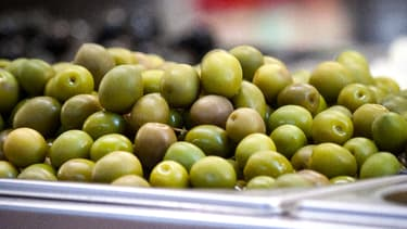 Le production totale d'olives cette année ne sera pas aussi bonne que celle des années précédentes. (image d'illustration).