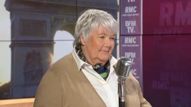 Jacqueline Gourault, ministre de la Cohésion des territoires, le 20 novembre 2019