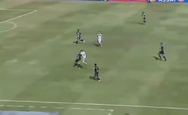 Botafogo : Kaio Wilker expulsé après neuf secondes de jeu