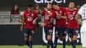 Xeka buteur pour Lille lors du Trophée des champions