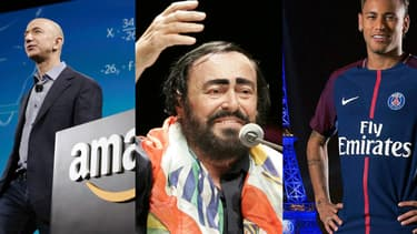 Derrière Amazon de plus en plus dominant dans le e-commerce, et Neymar qui gagnerait 100.000 euros par jour, on retrouve le même effet baptisé Pavarotti, du nom du chanteur italien.