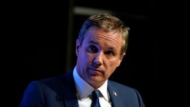 Nicolas Dupont-Aignan va porter plainte contre Benjamin Biolay, Gilles Lellouche, Mathieu Kassovitz. (Photo d'illustration)