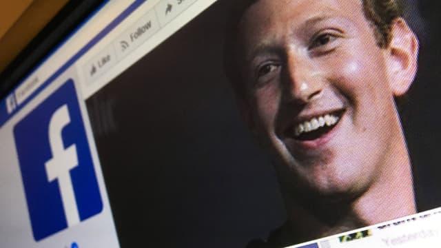Mark Zuckerberg a accordé une conférence de presse ce 5 avril.