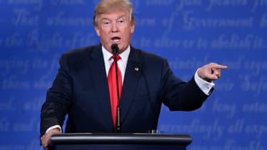 Donald Trump prendra ses fonctions le 20 janvier prochain.
