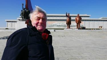 Orange a présenté à Cannes le documentaire 'Napalm' de Claude Lanzmann sur la Corée du nord