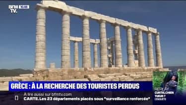 Covid-19: la Grèce espère retrouver ses touristes