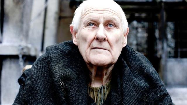"Peter Vaughan dans ""Game of Thrones""."