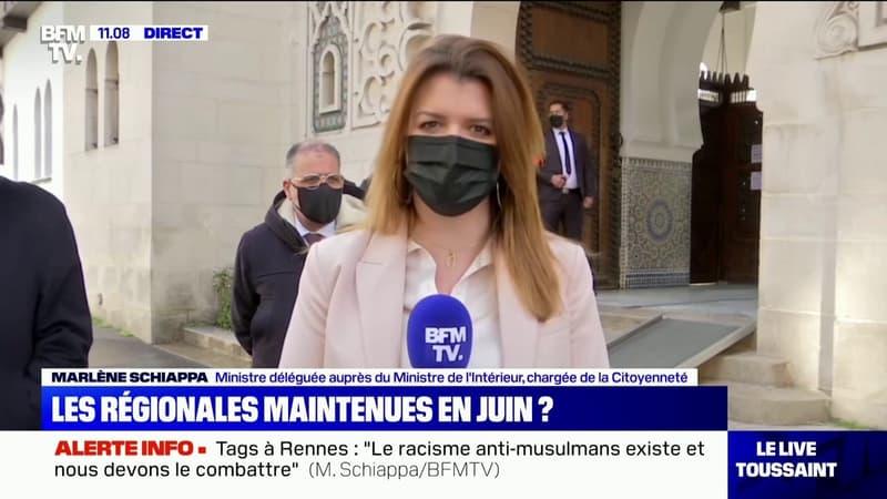 Marlène Schiappa favorable au maintien des élections régionales au mois de juin