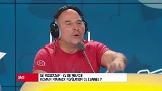 XV de France - Ntamack parmi les 3 nommés pour le prix de la révélation de l'année : sera-t-il l'heureux élu ?