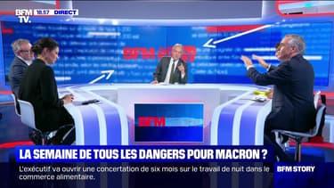 La semaine de tous les dangers pour Emmanuel Macron ? - 12/11