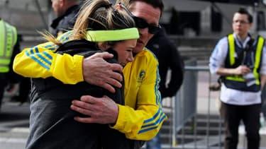 158 Français étaient inscrits au Marathon de Boston, le plus vieu Marathon annuel du monde