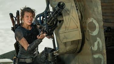 """Milla Jovovich dans """"Monster Hunter"""""""