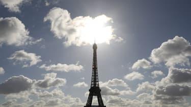 Paris a attiré les touristes en 2017.