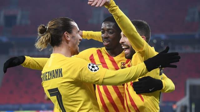 Le Barça s'éclate