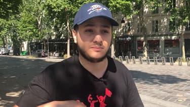 Taha Bouhafs en juin 2019