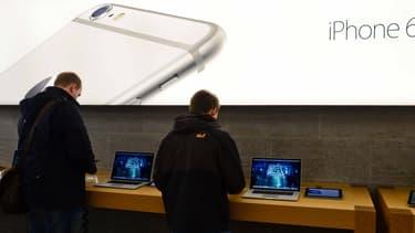 L'iPhone 6 tire largement les ventes d'Apple.