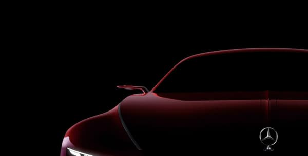 Mercedes-Maybach a dévoilé ce week-end le second teaser de son grand concept, dévoilé le 21 août à Pebble Beach (Californie).
